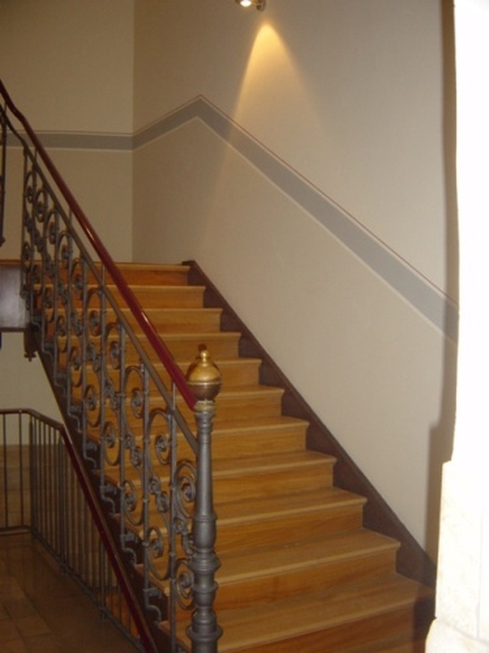 gestaltung treppenhaus altbau songscyber wandgestaltung wohnzimmer - Wandgestaltung Wohnzimmer Altbau